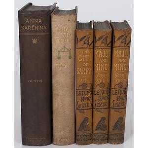 [Literature] Anna Karenina and More