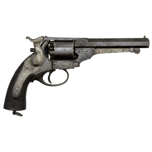 Kerr Patent Percussion Revolver, Factory Engraved