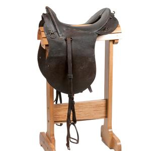 Commercial McClellan Saddle ca. 1890