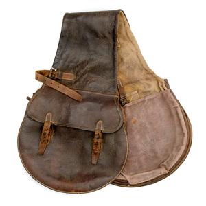 Spanish Military Saddle Bags 1910 - 1940