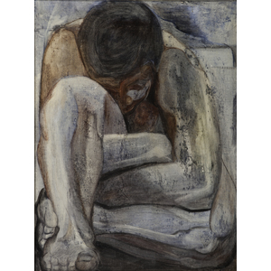 Spanish Modernist Nude