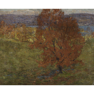 American Fall Landscape