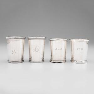 American Sterling Julep Cups