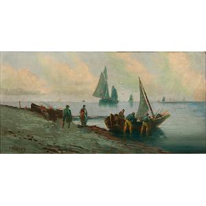 H. Dehass (19th century)