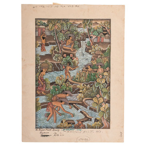 Ide Bagus Made Terang (Balinese, 1915-1999)