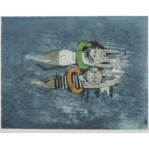 Graciela Rodo Boulanger (French, b. 1935)