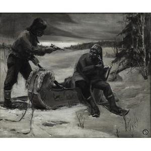 American Western Illustration