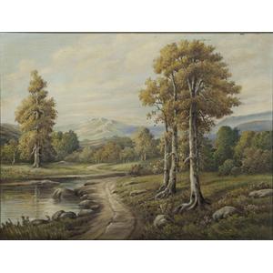 Thomas Manning Moore (American, 19th-20th century)