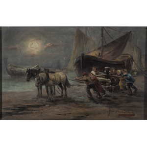 Jan Van Hans (Dutch, 19th century)