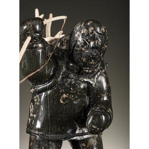 Josepee Parr (Inuit, b. 1952) Stone Sculpture