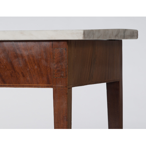 Rare Hepplewhite Mixing Table