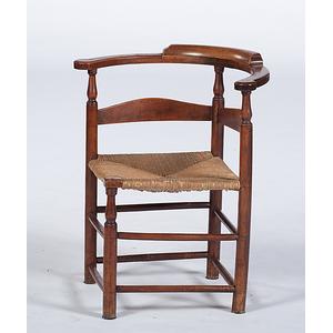 Corner Chair in Maple