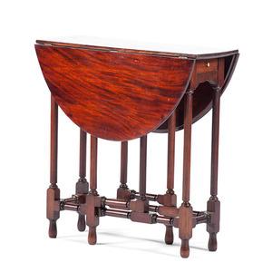 Mahogany Gate-leg Table