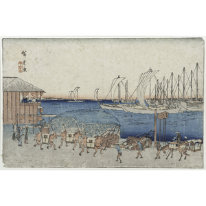 Japanese Woodblocks by Hiroshige