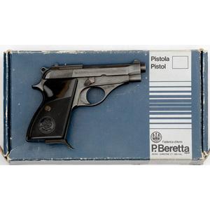 *Beretta Model 70S Semi-Automatic Pistol In Original Box