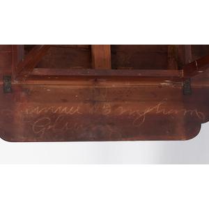 American Hepplewhite Pembroke Table