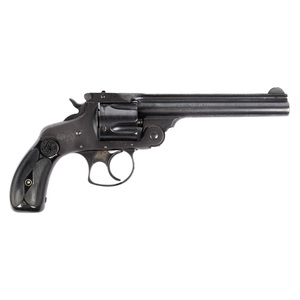 Smith & Wesson  Top Break .38 Caliber Double Action