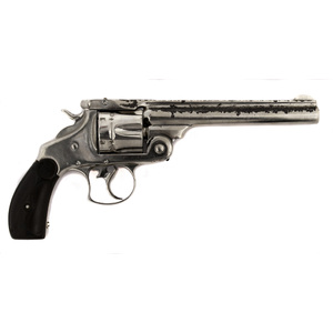 Smith & Wesson Top Break .44 Caliber Double Action