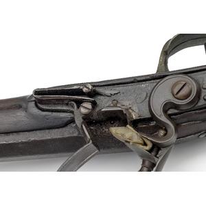 French Flintlock Trade Rifle