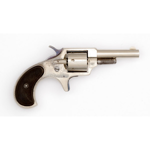 Remington Iroquois Pocket Revolver From The Slim Kholer Collection