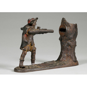 William Tell Mechanical Bank,