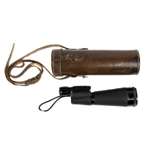 French Spotting Scope in Case By Dumor of Paris