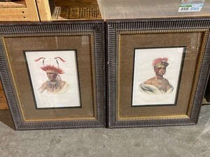 McKenney and Hall Color Lithographs, Reproduction