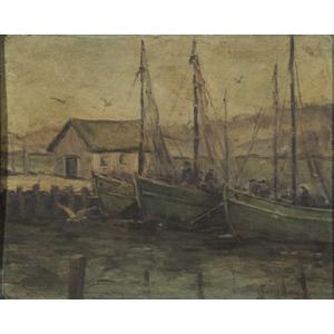 Louis Rauch (American, 20th century)