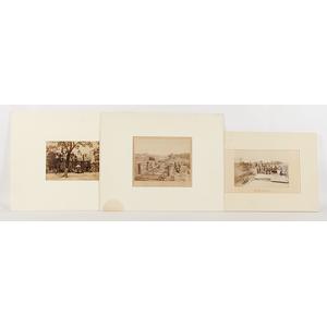 Gardner's Photographic Sketchbook, Three Civil War Photographs