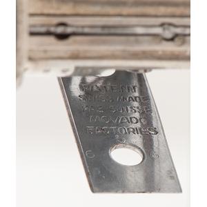 Cartier Purse Clock by Movado