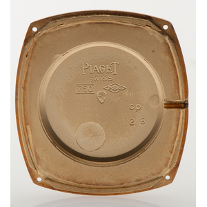 Piaget 9591 in 18 Karat Yellow Gold