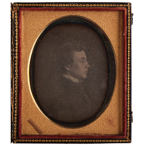 Remington Family Photographic Collection, Featuring Earliest Known Daguerreotype of Eliphalet Remington II, Founder of  Remington Arms Co., L.L.C.