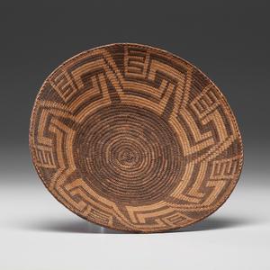 Pima Basket From the Collection of John O. Behnken, Georgia