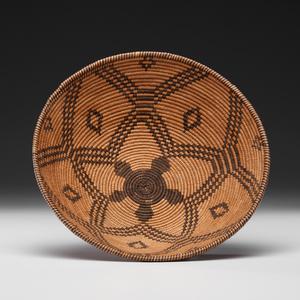 Apache Basket From the Collection of John O. Behnken, Georgia