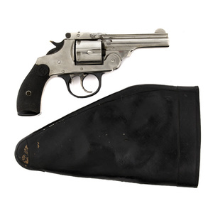 **US Revolver Co. .38 with Pocket Holster