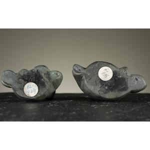 Camila Iqulik (Inuit, 1963-2005) Stone Sculptures