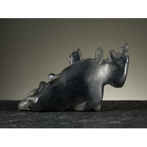 Camila Iqulik (Inuit, 1963-2005) Stone Sculpture