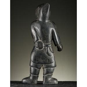 Kaka Ashoona (Inuit, 1928-1996) Stone Sculpture