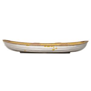 Extremely Rare Joseph Francis Corrugated Metallic Life Boat