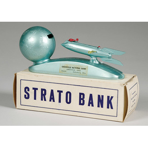 Mechanical Strato Bank in Original Box,
