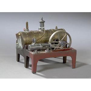 Steam Engine Model,