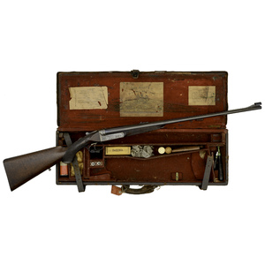 **Rigby Double Rifle