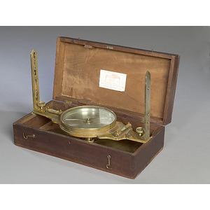 Early Cincinnati Surveyor's Compass,