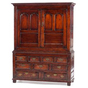 George I Household Cupboard