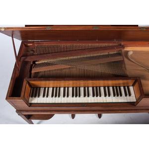 James Henry Houston Square Piano