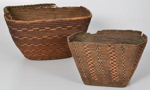 Fraser River Imbricated Baskets