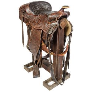 Billy Royal Saddle