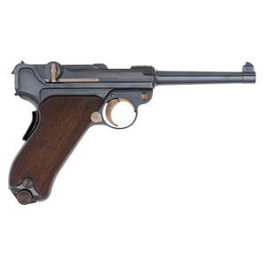 **1900 Swiss Luger