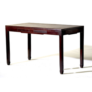 Chinese Scholar's Desk,