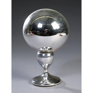 Fine Mercury Glass Apothecary Show Globe,